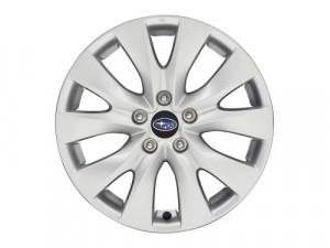 Subaru Wheel - 17 Inch Aluminum