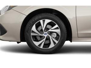 """Subaru Wheel - 17"""" Aluminum"""