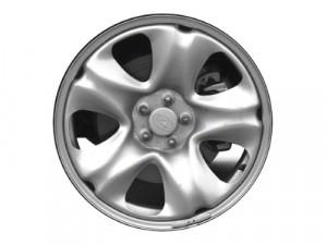 """Subaru Wheels 17"""" Steel"""