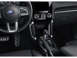 Subaru Center Console Upgrade Kit