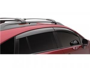 Subaru Air Deflectors - Side Window Visors