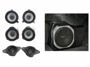 Subaru Audio Upgrade Kit - 5 Door w/ Navi
