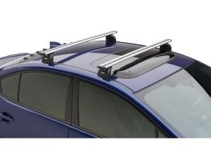 Subaru Thule Cross Bars