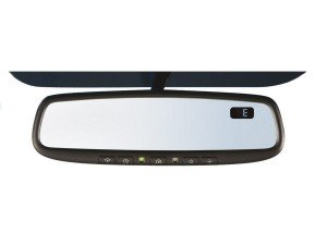 2018 subaru crosstrek homelink mirror
